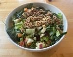 Apple Squash Salad