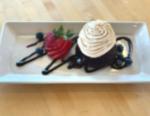 Chocolate Raspberry Amaretto Torte