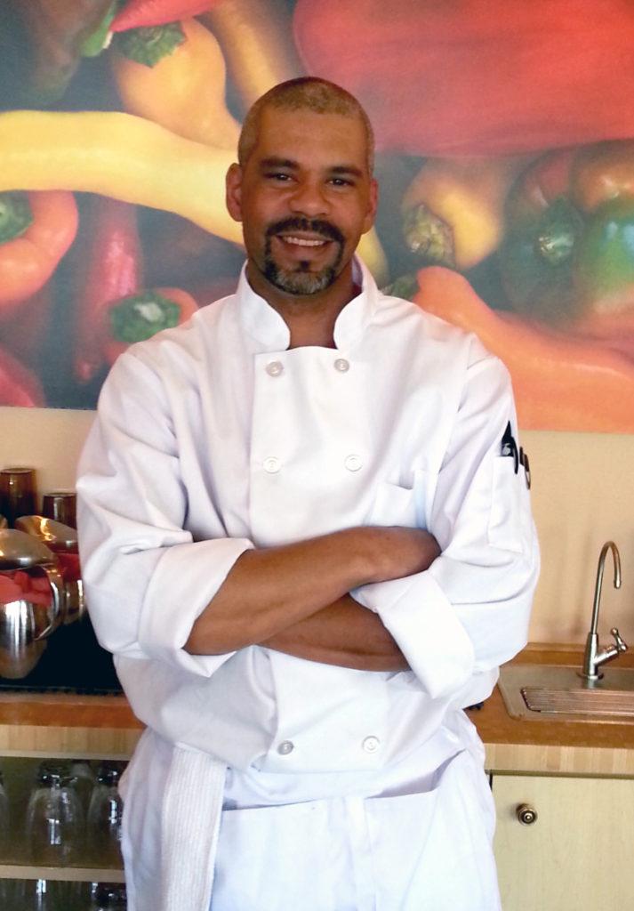 Chef-Jordan-Short